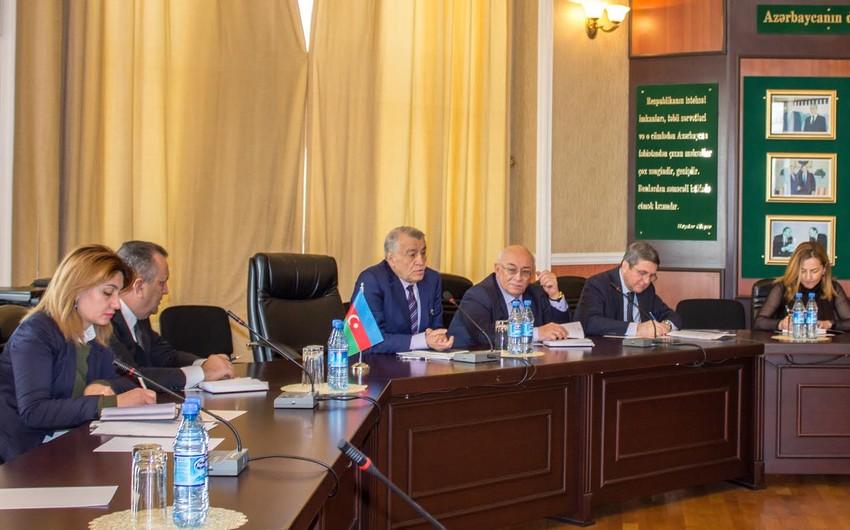 Energetika Nazirliyində Bolqarıstanın energetika naziri ilə görüş keçirilib
