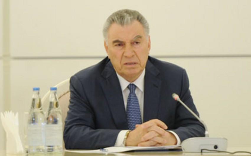 Azerbaijani Deputy PM visits Iran