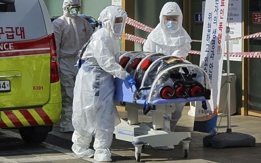 Şimali Koreyada koronavirusa yoluxanların sayı açıqlanıb