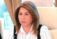 Bahar Muradova - chairperson of the State Committee for Family, Women and Children Affairs