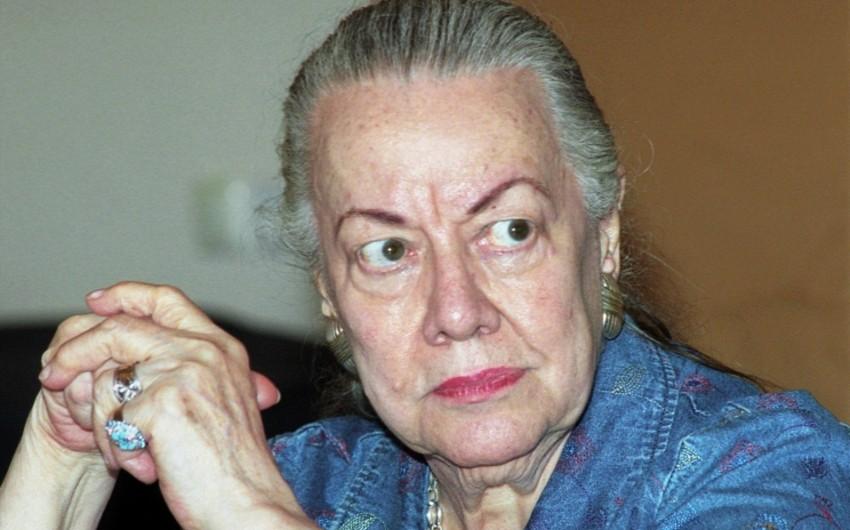 Vladimir Mayakovskinin qızı vəfat edib