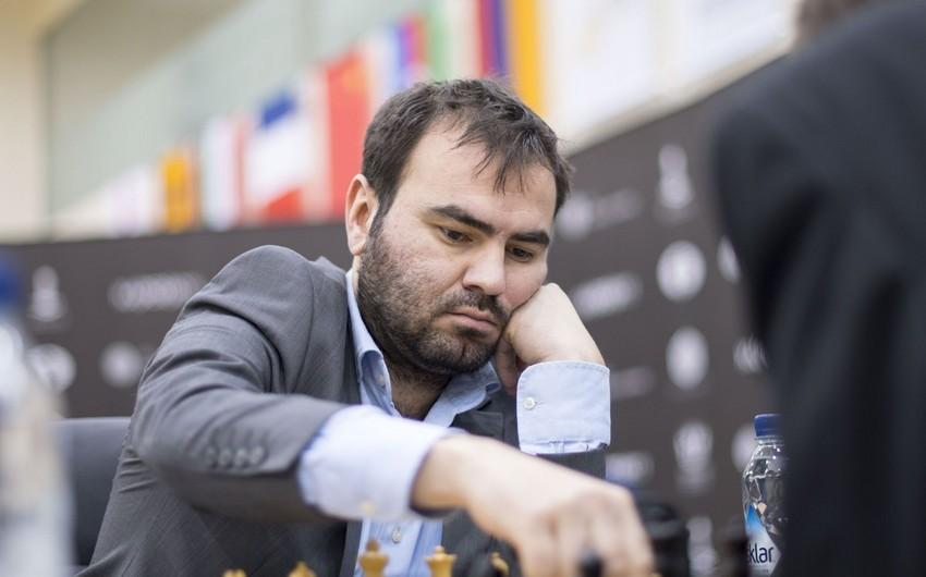 Шахрияр Мамедъяров сыграет сегодня против Левона Ароняна