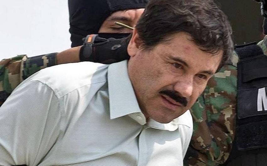 В США экс-наркобарона Хоакина Гусмана доставили в тюрьму самого строгого режима