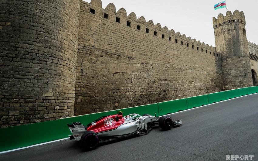 Во время Формулы 1 полиция Баку перейдет на усиленный режим работы