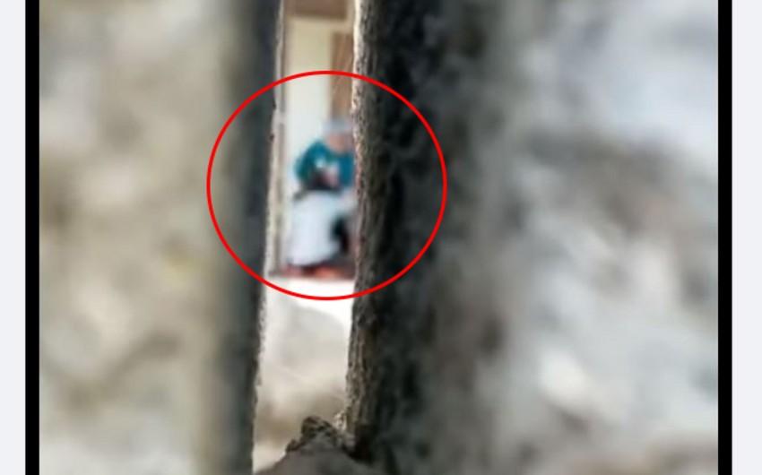 Lənkəranda qayınana gəlini döyüb, polis araşdırmalara başladı