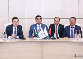 Baku Higher Oil School and Huawei signed a joint cooperation contract