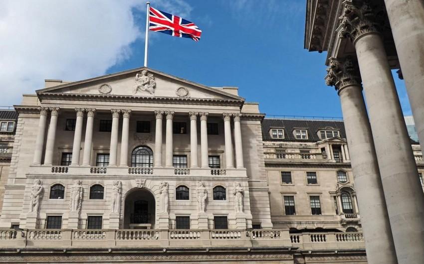 İngiltərə Bankı uçot dərəcəsini 0,1 % səviyyəsində saxlayıb