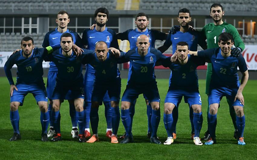 Bu gün Azərbaycan və Belarusun futbol yığmaları qarşılaşacaqlar