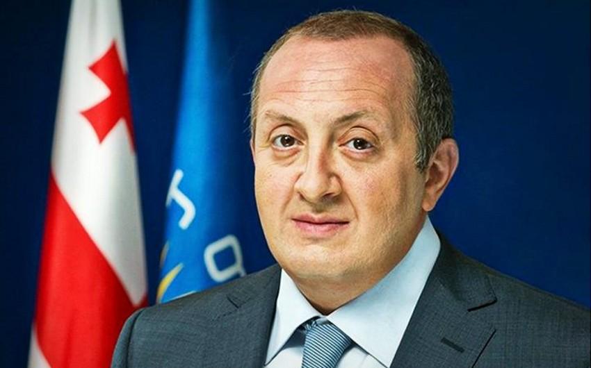 Gürcüstan prezidenti aprelin 24-də Yerevana getməyəcək