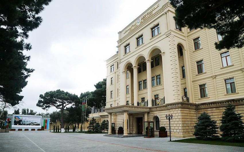 Azerbaijani servicemen die in accident