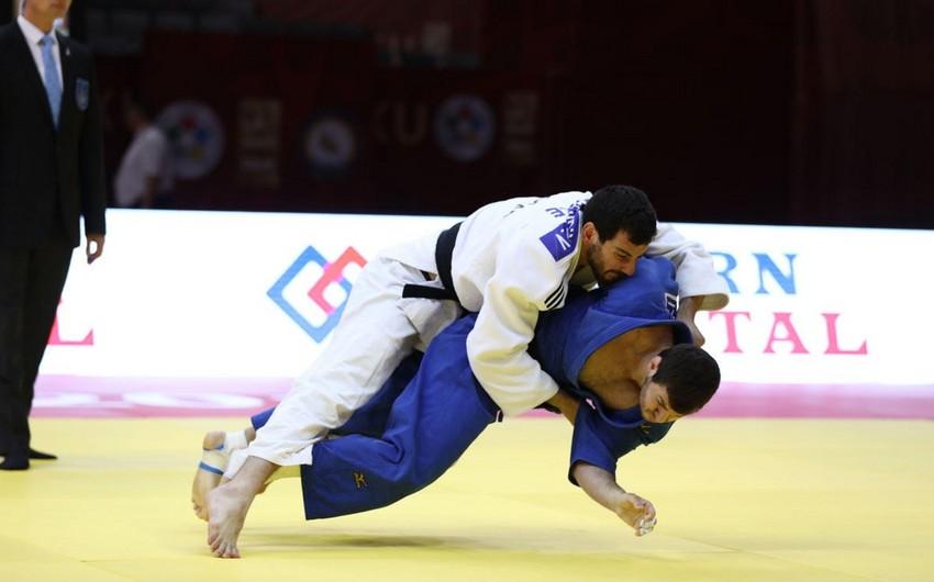 Gənc cüdoçularımız Avropa kuboku turnirini 4 medalla başa vurublar