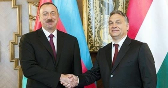 Азербайджан и Венгрия подписали соглашение о стратегическом партнерстве