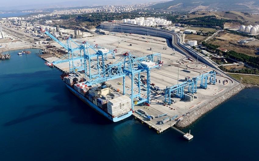PETLİM terminalı iri konteyner gəmilərinə xidmət göstərməyə başlayıb
