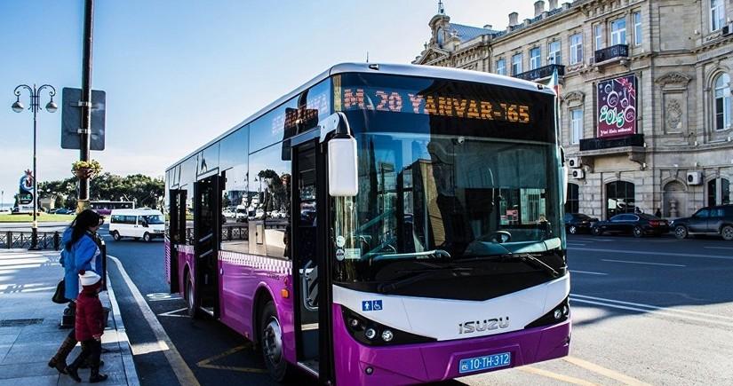 Движение общественного транспорта прекращено на два дня