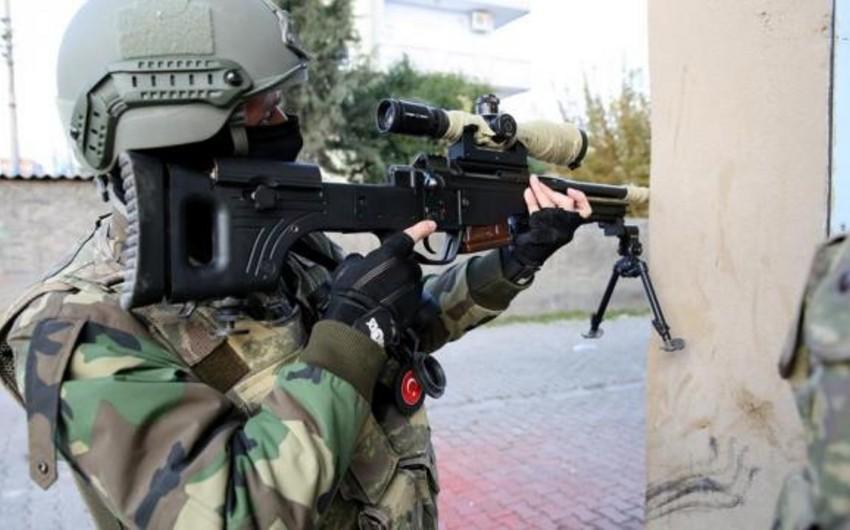 Türkiyədə 3 körpəni qətlə yetirən terrorçu PKK-nın 8 silahlısı zərərsizləşdirilib