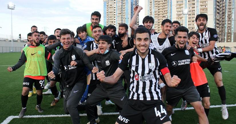 Azərbaycan I Divizionunda çempion və medalçılar müəyyənləşdi