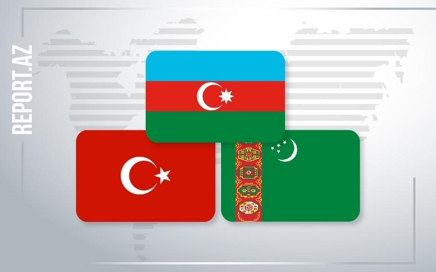 Azərbaycan, Türkiyə və Türkmənistan prezidentlərinin birgə görüşü nəzərdə tutulub