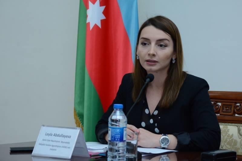 МИД Азербайджана: Пашинян не должен обманывать свой народ на пути мирного процесса