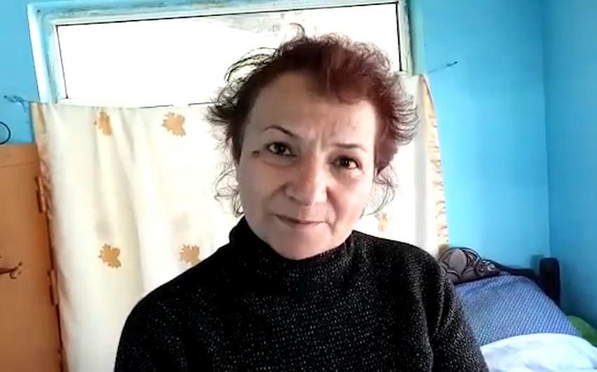 Qadın xəbəri olmadan 20 ildir pensiyasının alındığını deyir - VİDEO