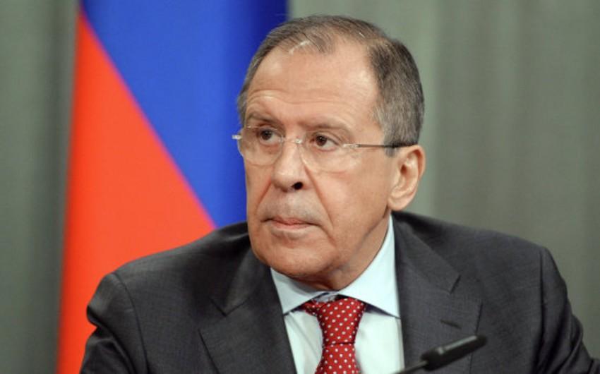 Sergey Lavrov: Rusiyanın bir qrup vətəndaşının AVRO-2016-dakı davranışları qəbuledilməzdir