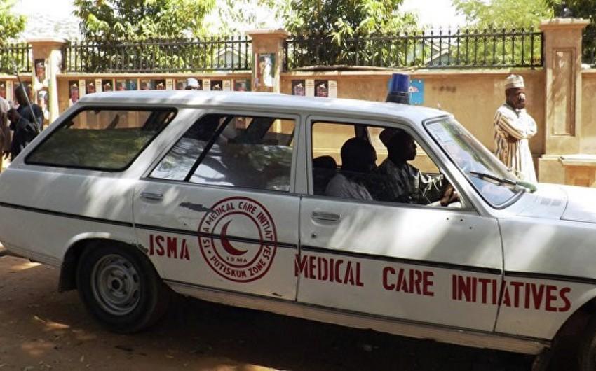 Nigeriyada yol qəzası baş verib, azı 20 nəfər ölüb