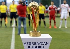 Azərbaycan Kubokunda finalçılar bəlli olur