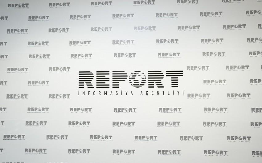 """""""Report"""" İnformasiya Agentliyinin fəaliyyətə başlamasının 5 ili tamam olur"""