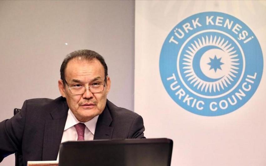 """TDƏŞ-in baş katibi: """"Qarabağın çox böyük iqtisadi potensialı var"""""""