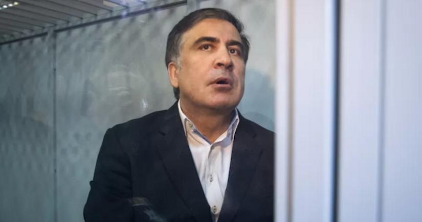 Саакашвили согласился на госпитализацию в Грузии