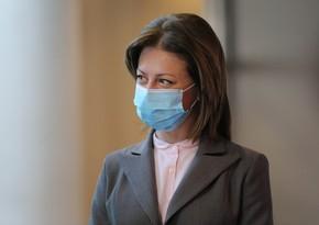 Gürcüstanın səhiyyə naziri koronavirusdan sağalıb