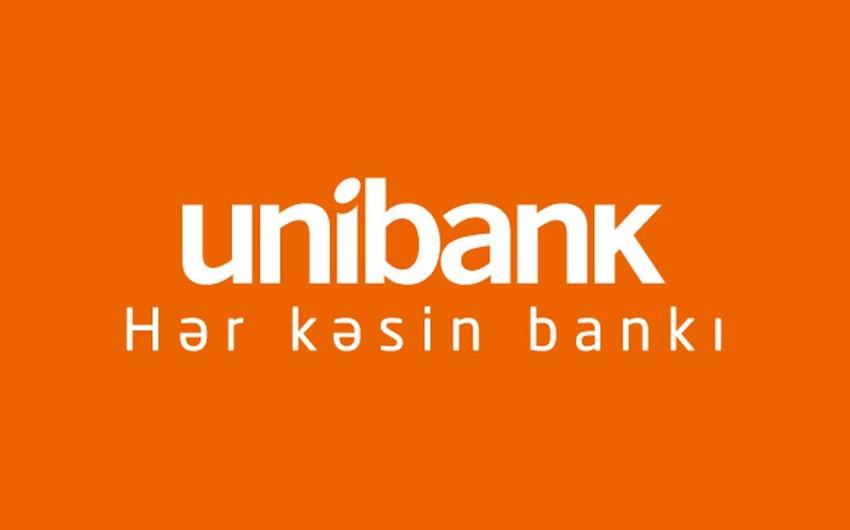 Unibankın filialı yeni ünvana köçüb