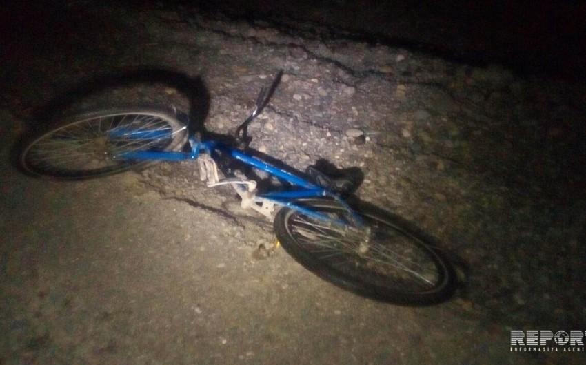 В Барде неизвестный водитель сбил велосипедиста и скрылся с места происшествия
