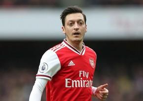 Mesut Özil: İslam dinində terrora yer yoxdur