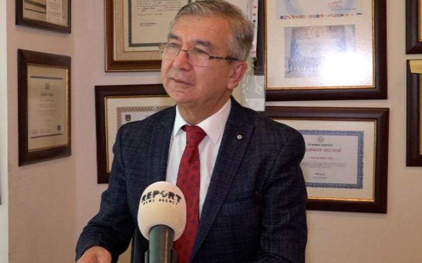 """Türkiyəli ekspert: Fərat qalxanında terrorçuların onurğa sütununu sındırdıq, """"Zeytun budağı""""nda da kökünü kəsəcəyik"""