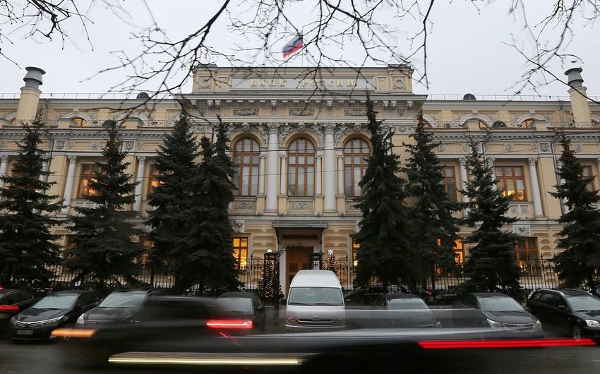Rusiyanın valyuta ehtiyatları bir həftəyə 2 mlrd. dollardan çox artıb