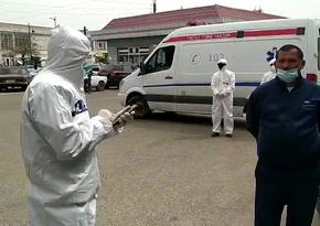Masallıda koronavirus xəstəsi ərzaq mağazasında aşkarlandı