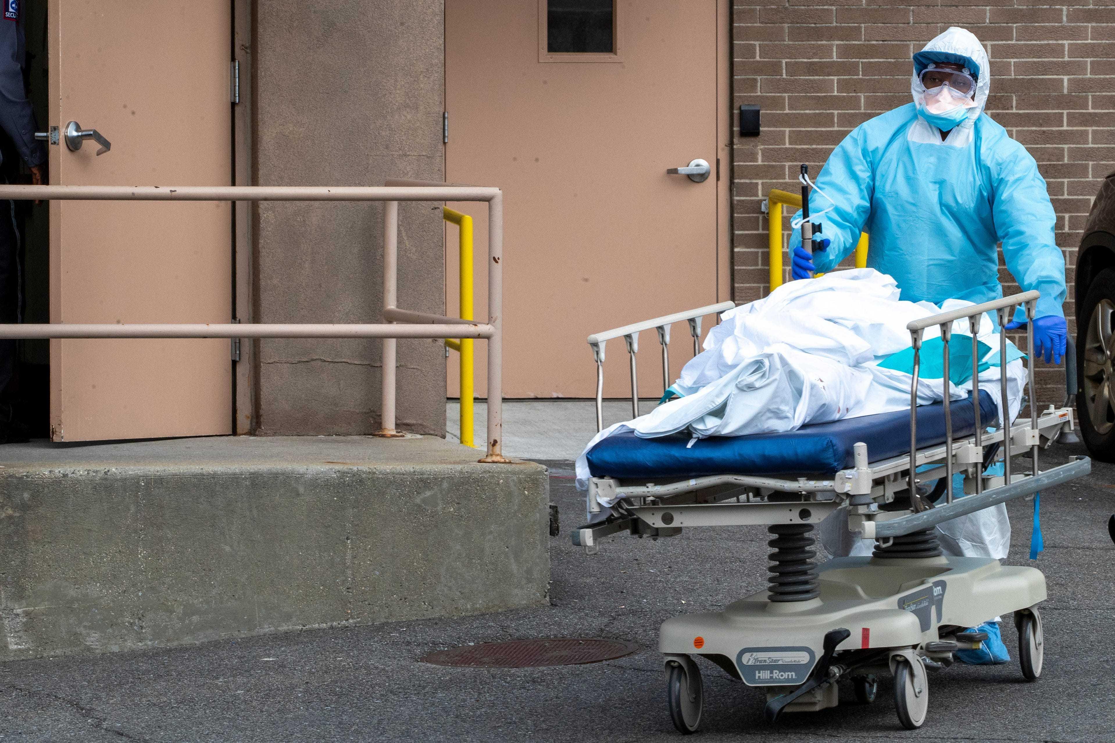 В США выявили рекордные 63 тыс. новых случаев СOVID-19 за сутки