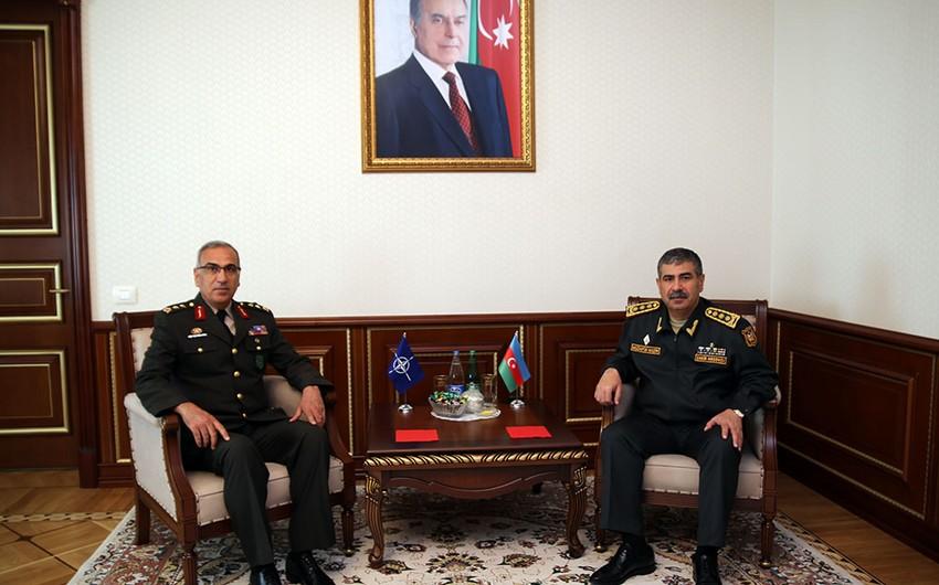 Azərbaycanla NATO arasında əməkdaşlıq məsələsi müzakirə olunub