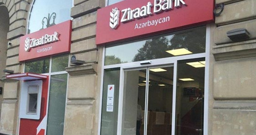 """""""Zıraat Bank Azərbaycanın xalis mənfəəti 2 dəfə artıb"""