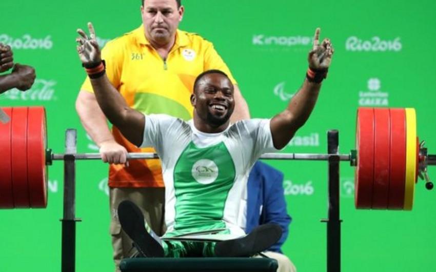 Paralimpiya çempionu dopinqə görə cəzalanıb
