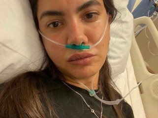 Освещавшая Карабахские события турецкая журналистка заразилась  коронавирусом | Report.az