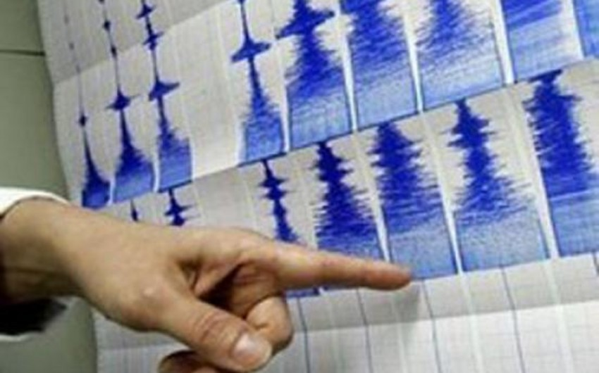 В Исмаиллах произошло землетрясение
