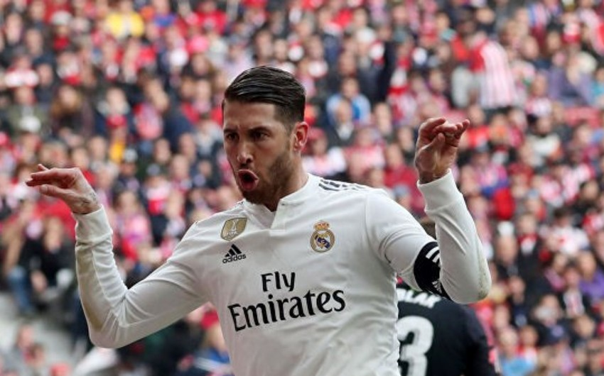 Real Madridin kapitanı zədələnib