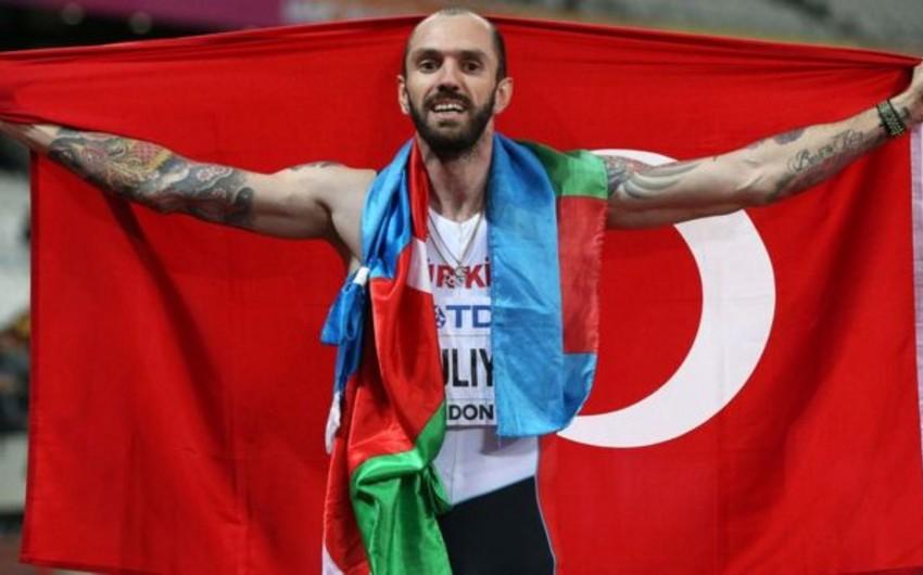 Ramil Quliyev Avropada ayın atleti mükafatına layiq görülüb
