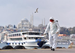 Türkiyədə koronavirusa yoluxanların sayı 233,8 mini ötdü