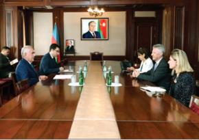 Argentine ambassador: Development of Nakhchivan opens vast opportunities for cooperation