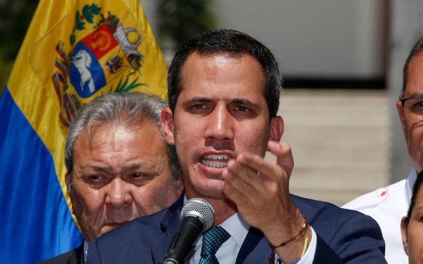 Quaydo: Venesuela hakimiyyəti təlaş içindədir