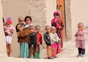 В Афганистане заявили об умерших от голода детях