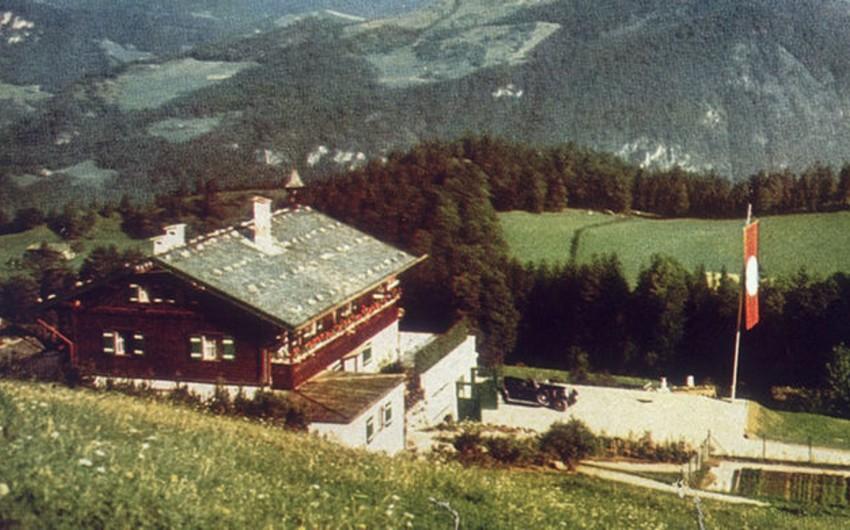 Austrian authorities reconstructing Hitler's house