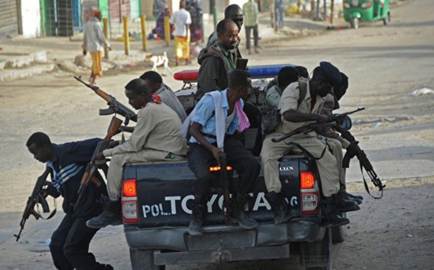 Somalidə Polis Akademiyasında terror aktı törədilib, 13 nəfər ölüb